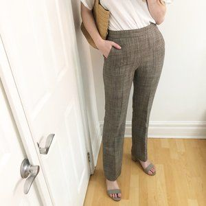 Marc Jacobs High Waisted Tailored Knit Trousers